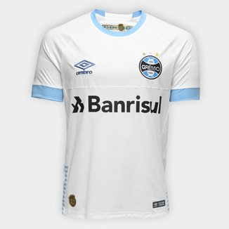 Camisa Grêmio II 2018 s/n° Torcedor Umbro Masculina