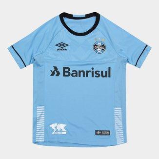 Camisa Gremio II Infantil 2018 s/n° - Charrua Torcedor Umbro
