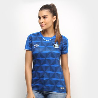 Camisa Grêmio III 19/20 s/n° - Torcedor Umbro Feminina