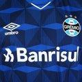 Camisa Grêmio III 19/20 s/n° - Torcedor Umbro Masculina