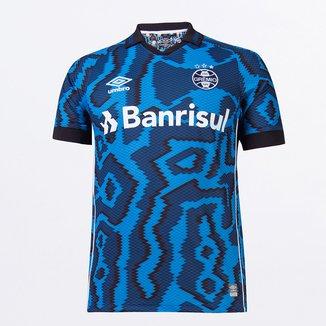 Camisa Grêmio III 21/22 s/n° Torcedor Umbro Masculina