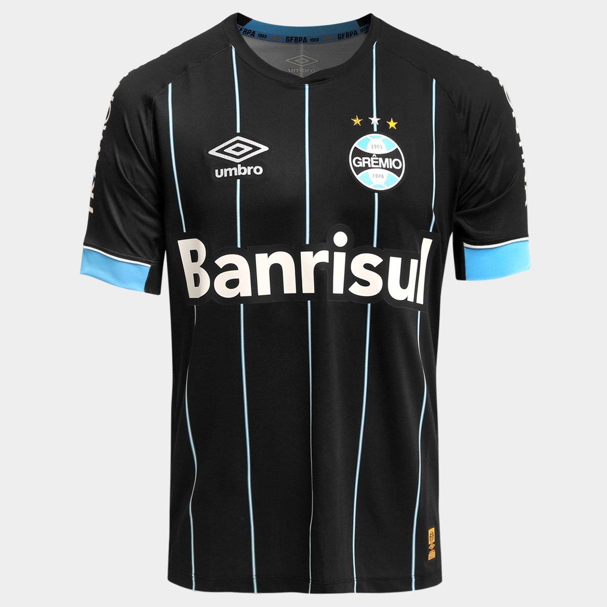 Camisa Grêmio IV 2015 s nº - Torcedor Umbro Masculina - Compre Agora ... ff082d1e78142