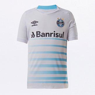 Camisa Grêmio Juvenil II 21/22 s/n° Torcedor Umbro