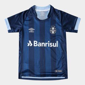 Camisa Grêmio Juvenil III 17/18 n° 10 -  Torcedor Umbro