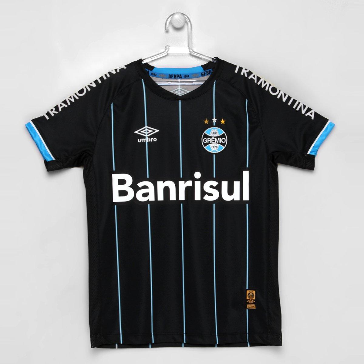 Camisa Grêmio Juvenil IV 2015 Nº 10 Umbro - Compre Agora  68ec4aadbb332