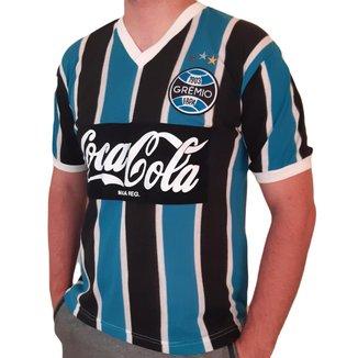Camisa Grêmio Retrô Coca-cola 1989 Oficial