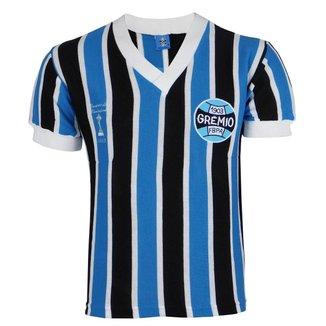 Camisa Grêmio Retrô Libertadores 1983 Masculina