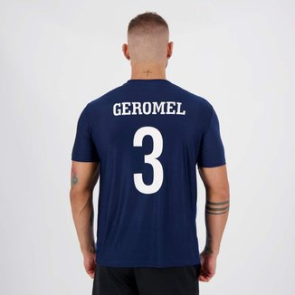 Camisa Grêmio World 3 Geromel Masculina