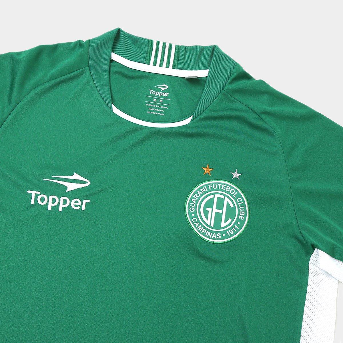 Camisa Guarani I 17 18 s n° - Torcedor Topper Masculina - Compre ... 9404f09a6d2be
