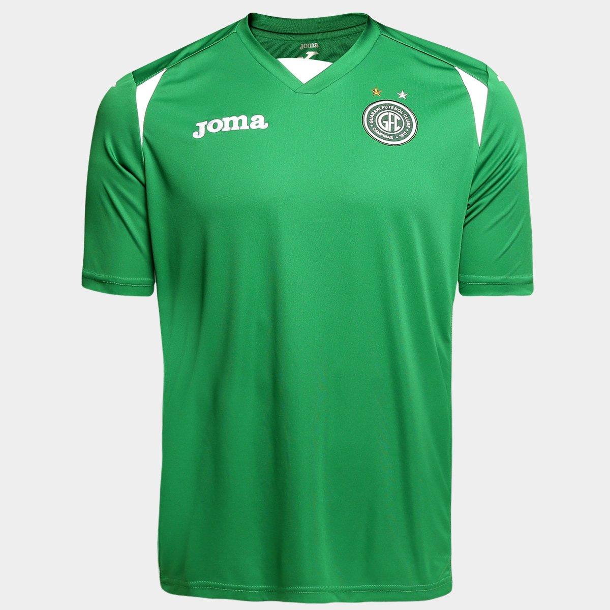Camisa Guarani I 2015 s nº - Torcedor Joma Masculina - Compre Agora ... 00d37053d2b89