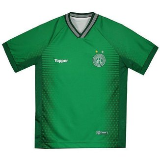 Camisa Guarani I 2018 Juvenil Topper 4202056-757