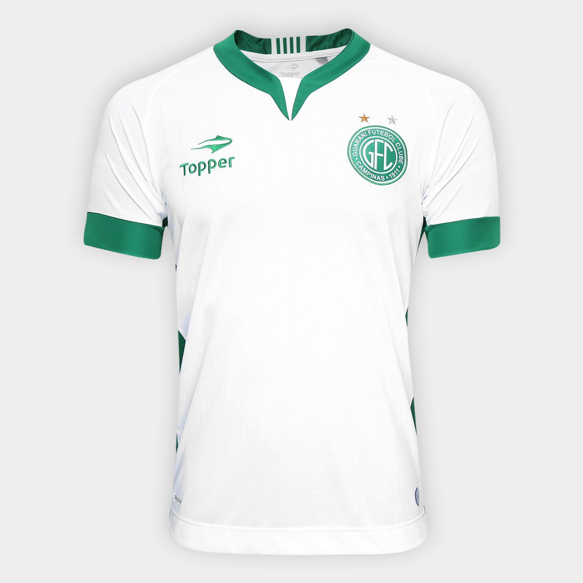 Camisa Guarani II 17 18 s n° - Torcedor Topper Masculina - Compre Agora  82c175e233bc7