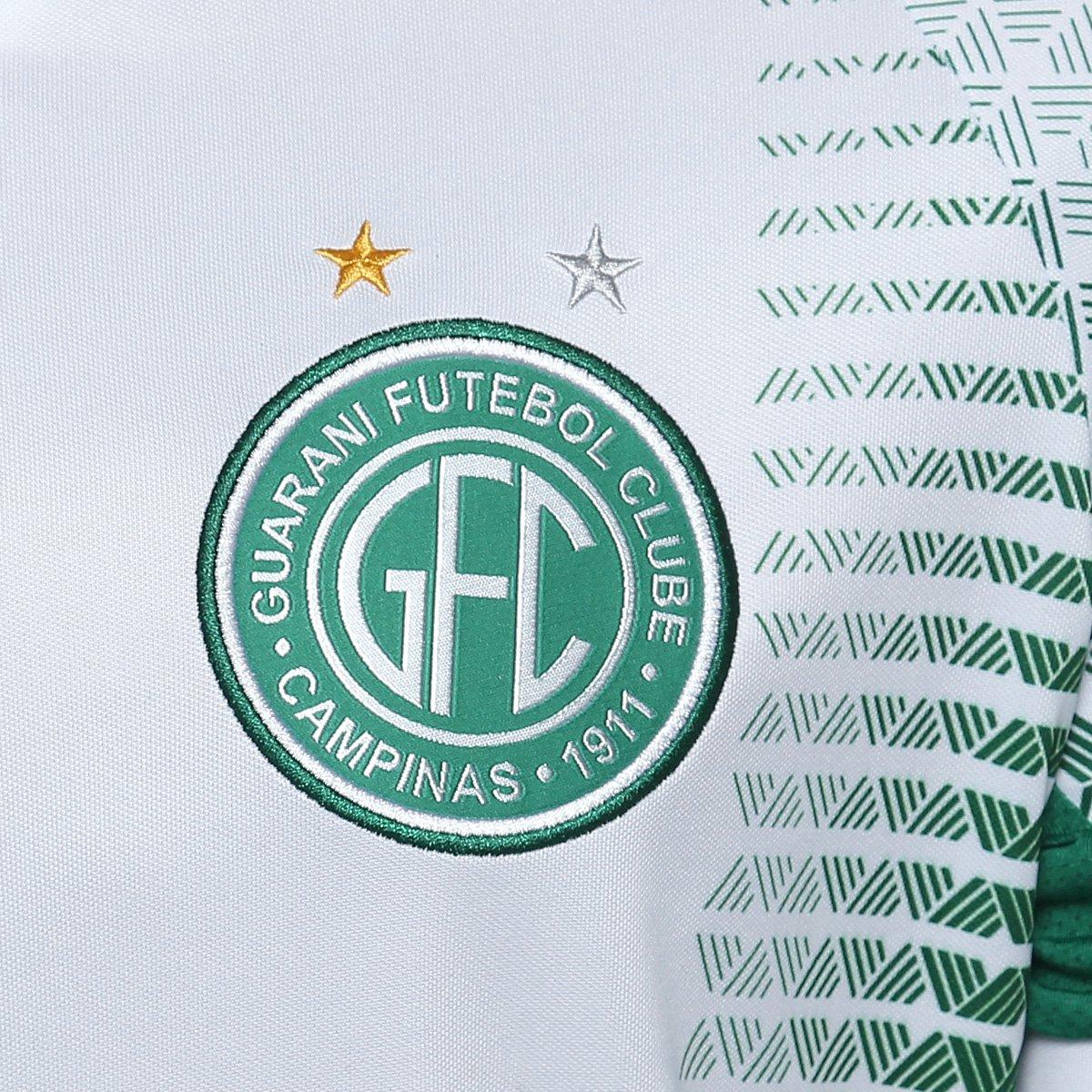 Camisa Guarani II 2018 s n° - Torcedor Topper Masculina - Compre ... ad56b6e9ec61f