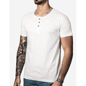 Camisa Hermoso Compadre Henley Masculina
