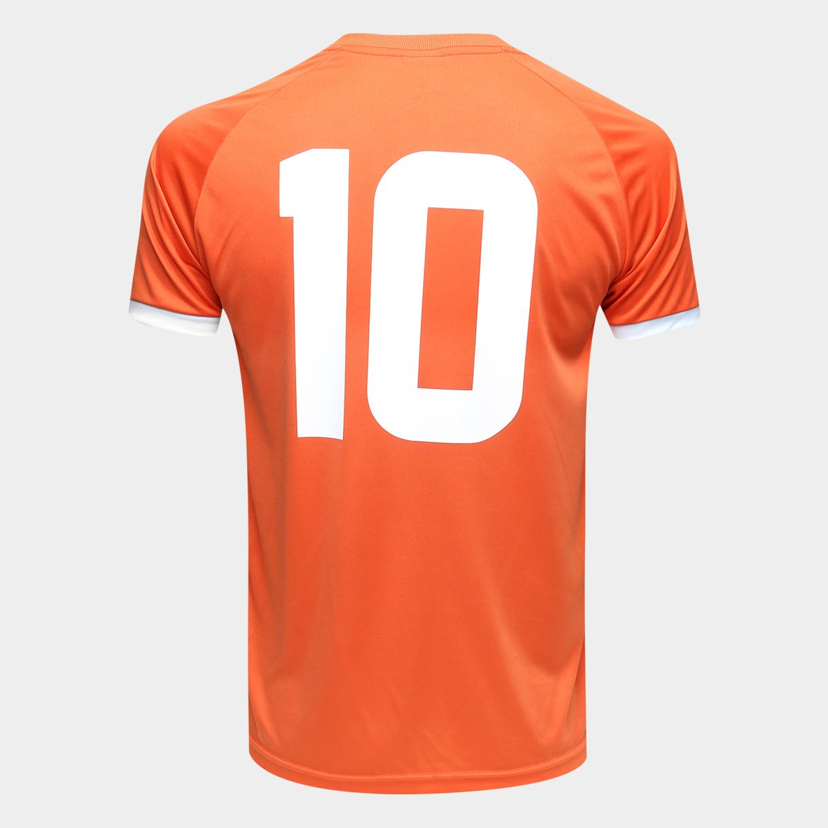 Camisa Holanda 2002 n°10 Masculina - Compre Agora  bc9c393c5729b