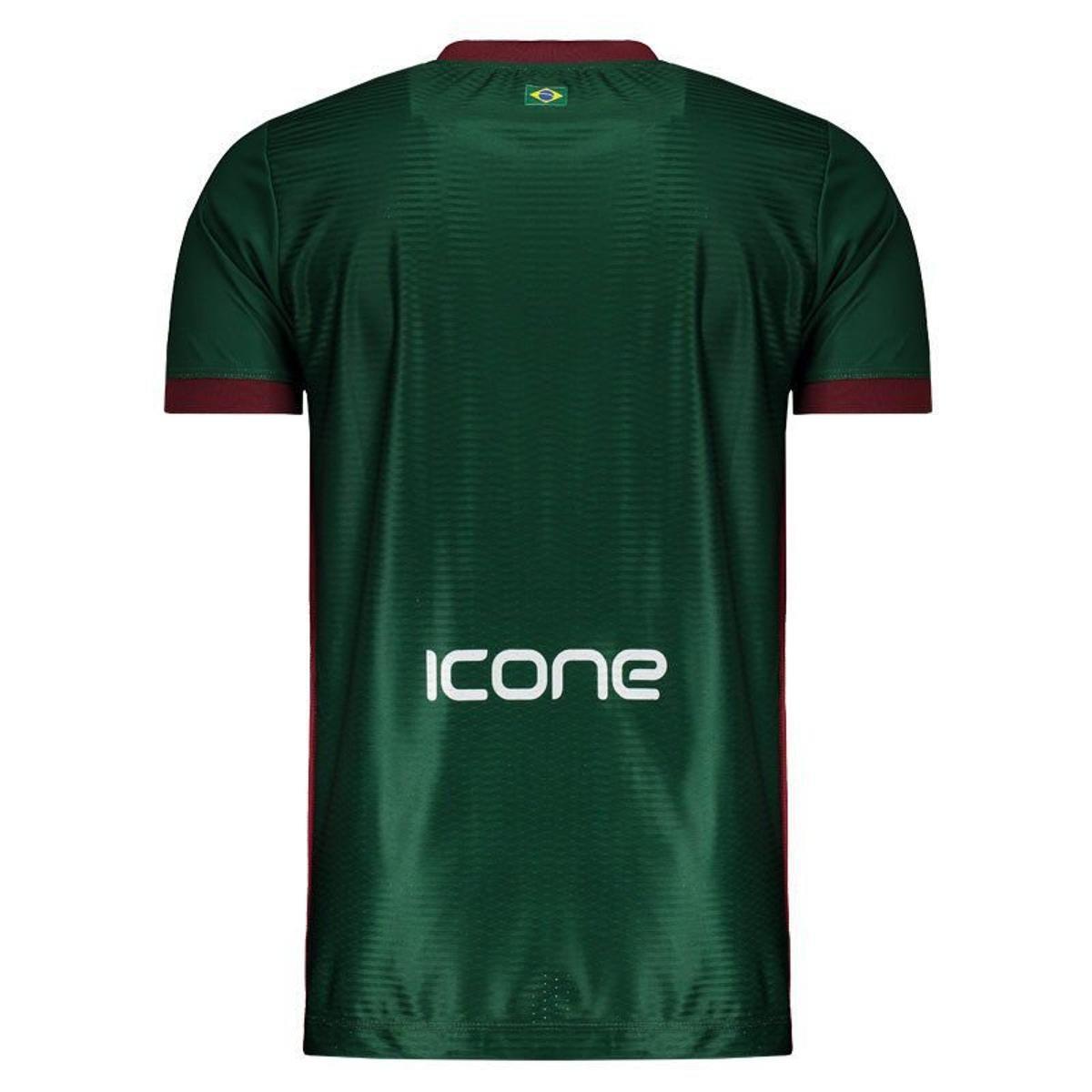 f3b5b6b773 Camisa Ícone Sports Portuguesa III 2018 Masculina - Compre Agora ...
