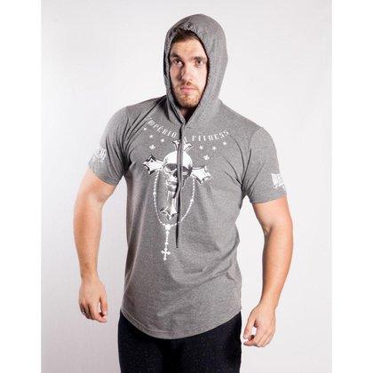 Camisa Império Fitness com Capuz Religion Masculina