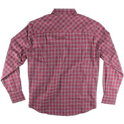 Camisa Independent Flanela Manga Longa Hatchet