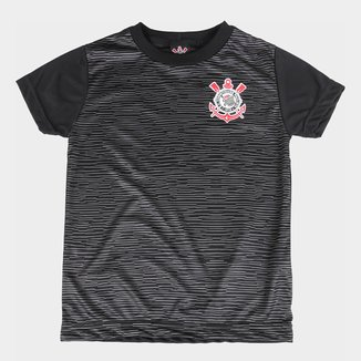 Camisa Infantil Corinthians Sublime