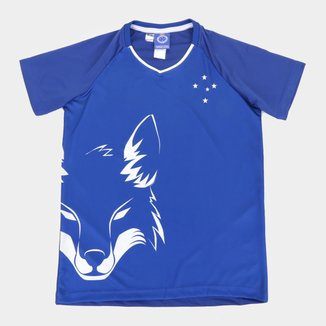 Camisa Infantil Cruzeiro Shield