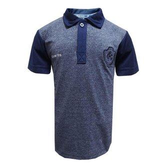 Camisa Infantil do Remo Escudetto Polo 2020