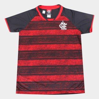 Camisa Infantil Flamengo Gentle