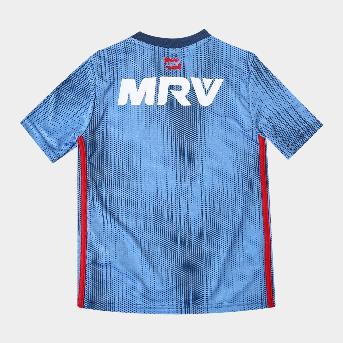 aa2b96f1e0 s Infantil Adidas Flamengo Azul 2018 III Torcedor n° Camisa 4zISqw4 ...