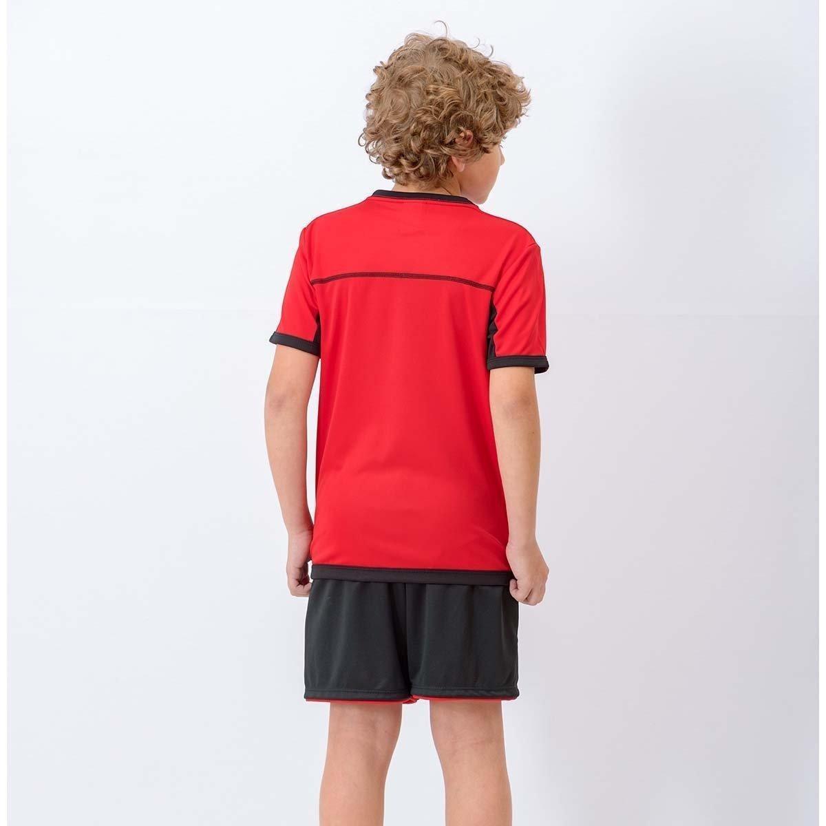 Camisa Infantil Flamengo Land Braziline  Camisa Infantil Flamengo Land  Braziline c1cfcecfc9dda