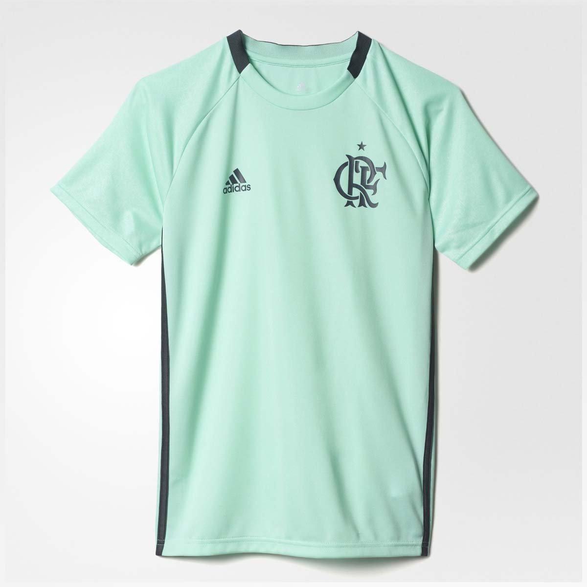 Camisa Infantil Flamengo Treino CR Copa Adidas - Compre Agora  da41bff4bb783
