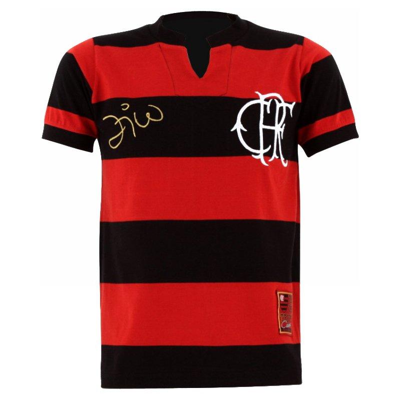 5d410887cb Camisa Infantil Flamengo Tri Zico - Compre Agora