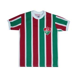 Camisa Infantil Liga Retrô Fluminense 80´s Masculina