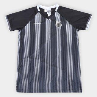 Camisa Infantil Santos Care