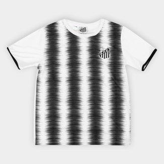 Camisa Infantil Santos Part