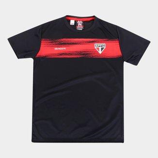 Camisa Infantil São Paulo Chain