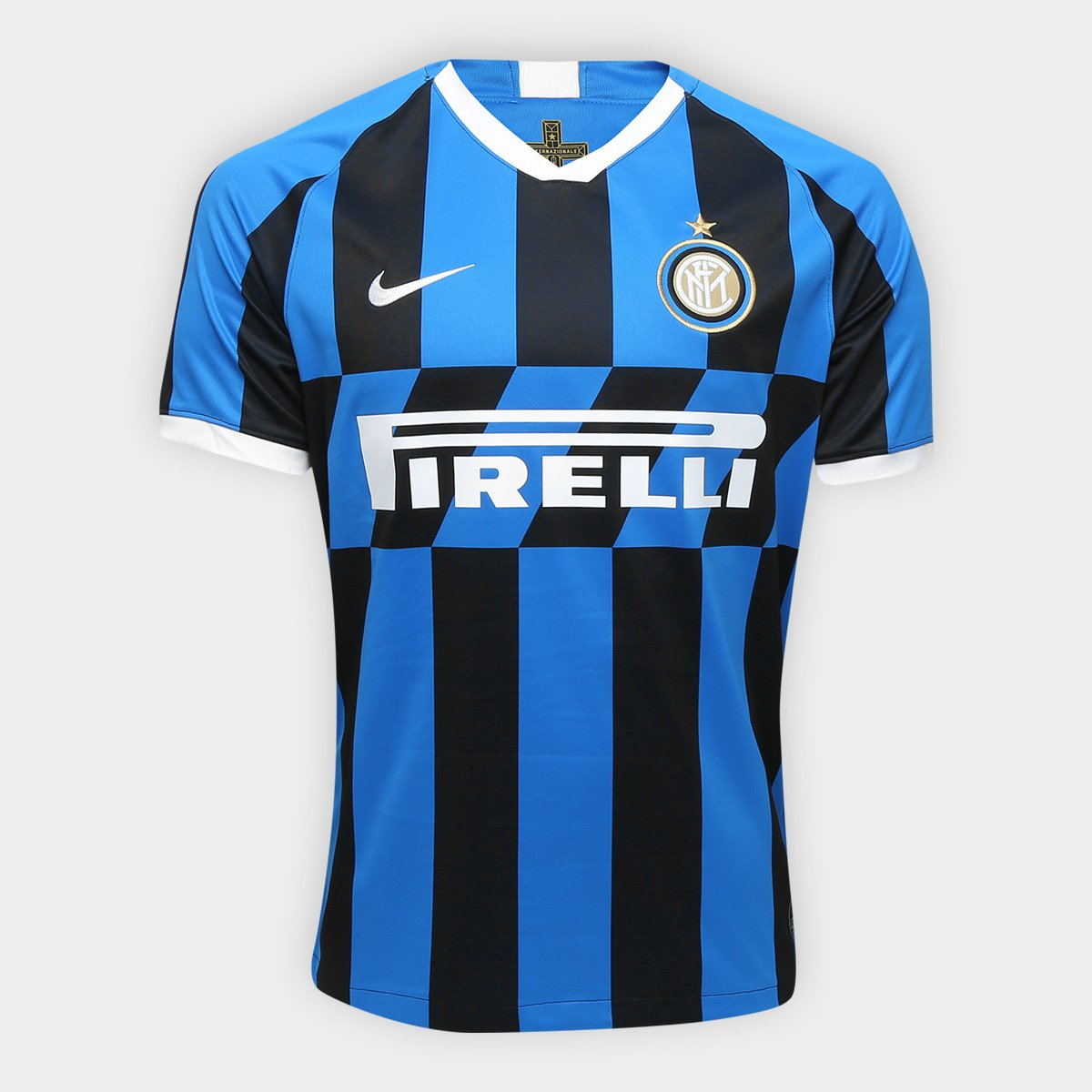 Camisa Inter De Mil U00e3o Home 19 20 S N U00ba Torcedor Nike