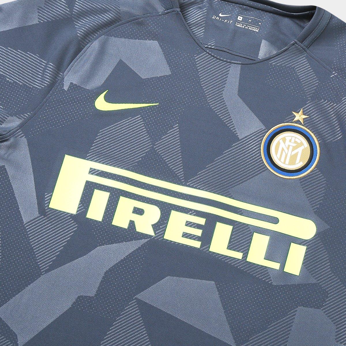 e6a5e25201 Camisa Inter de Milão Third 17 18 s n° - Torcedor Nike Masculina ...