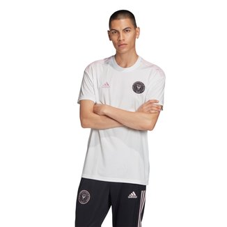 Camisa Inter Miami Home 20/21 s/n° Torcedor Adidas Masculina