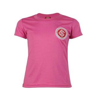 Camisa Internacional Baby Look Juvenil Menina Dry Torcedora