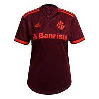 Camisa Internacional III 21/22 s/n° Torcedor Adidas Feminina