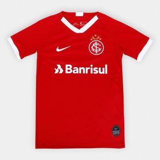 Camisa Internacional Infantil I 19/20 s/nº Torcedor Nike