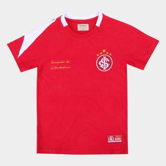 Camisa Internacional Juvenil 2006 Libertadores Retrô Mania