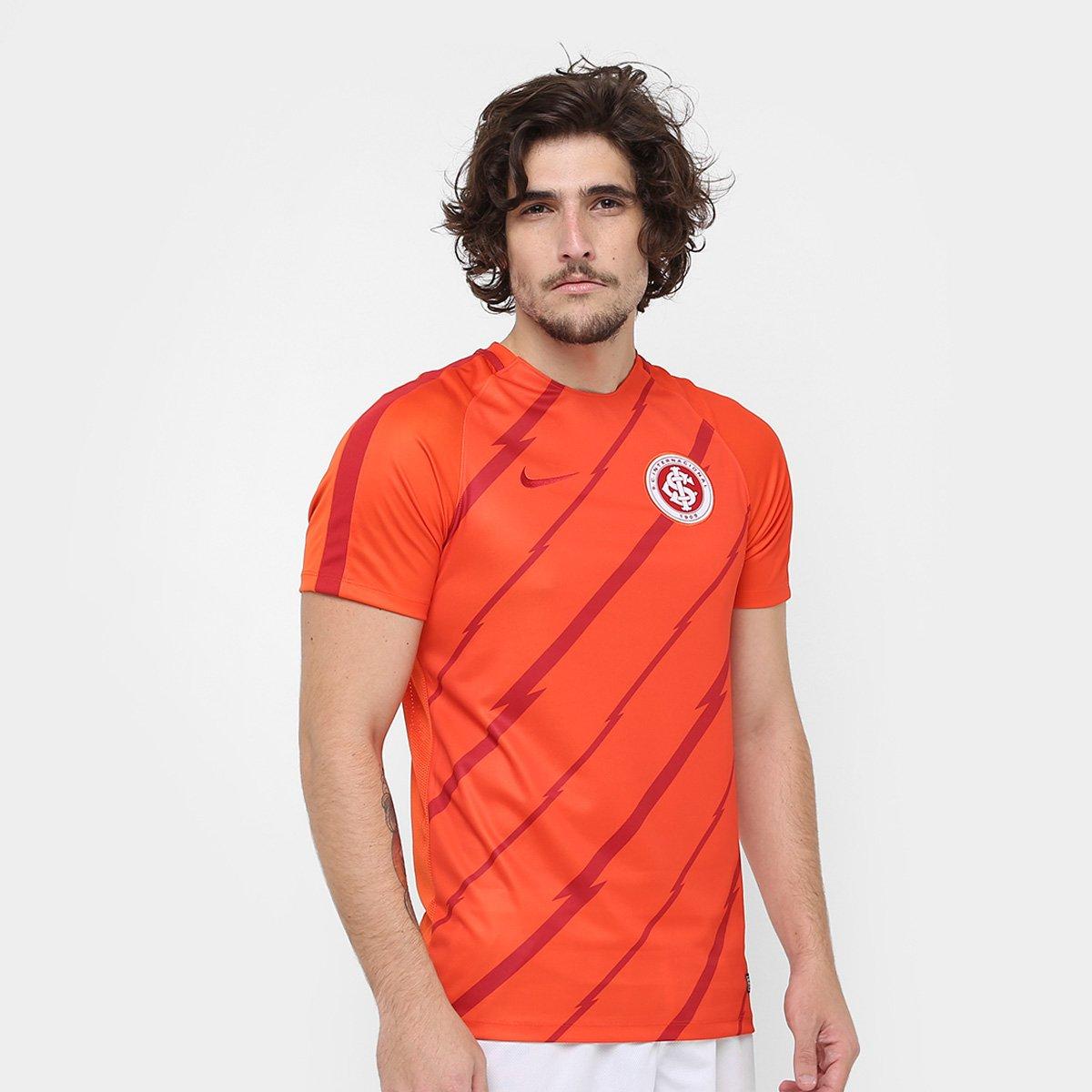 bef76625cc Camisa Internacional Nike Dry Squadra Top GX - Compre Agora