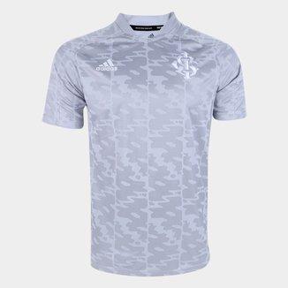 Camisa Internacional Pré-Jogo 21/22 Adidas Masculina