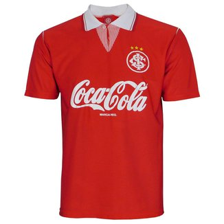 Camisa Internacional Retrô 1992 Coca Cola Masculina