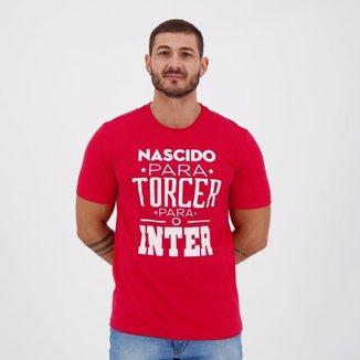 Camisa Internacional Torcedor Vermelha
