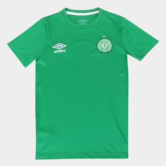 Camisa Juvenil Chapecoense Umbro Básica
