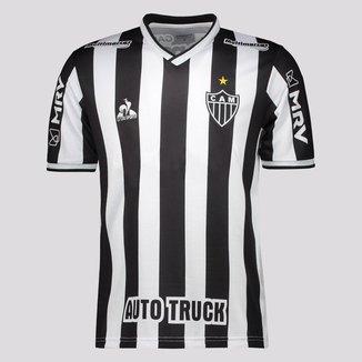 Camisa Juvenil Le Coq Sportif Atlético Mineiro I 2021 Masculina