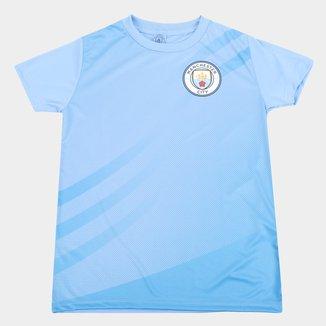 Camisa Juvenil Manchester City Upper