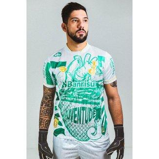 Camisa Juventude Mar Um Goleiro 4 2020 Aj 45 Masculina