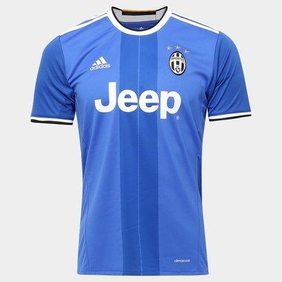 75db1ea3cee3f Camisa Juventus Away 16 17 s nº Torcedor Adidas Masculina - Compre Agora